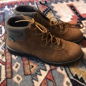 New Eastland Hiker Leather Ankle Boots 11 Womens